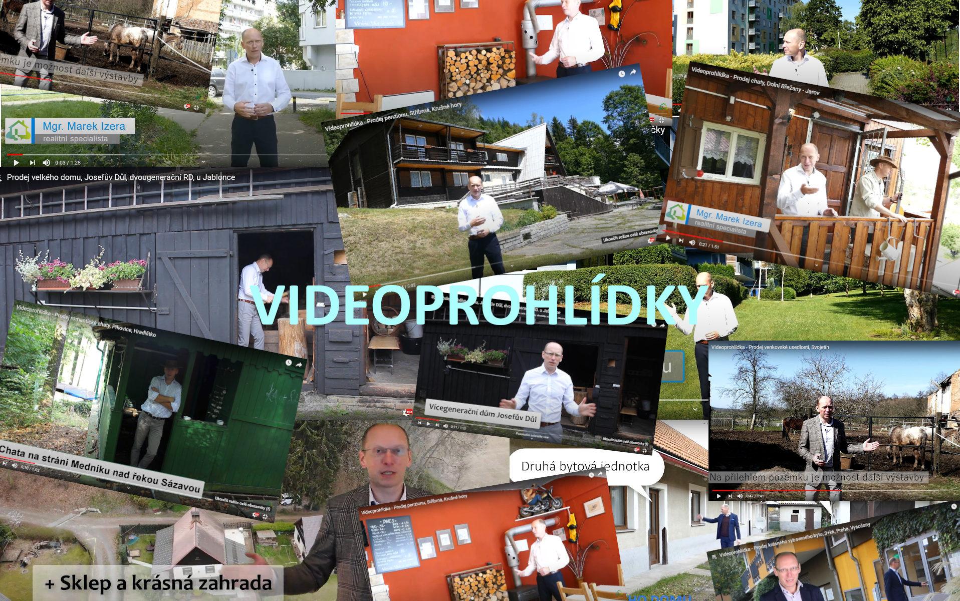 Videoprohlídky